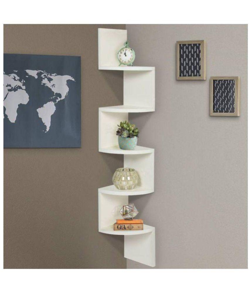 martcrown floating shelf wall shelf storage shelf decoration rh snapdeal com