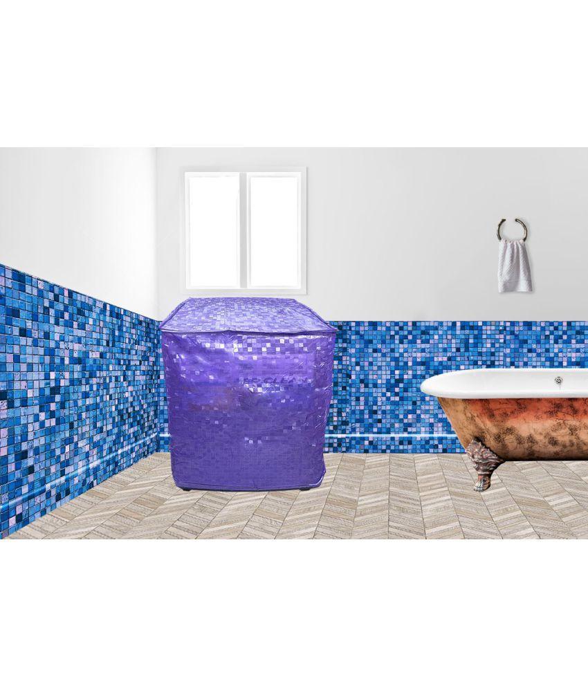 Khushi Creations Single PVC Top Load Washing Machine Cover Washing Machine Covers
