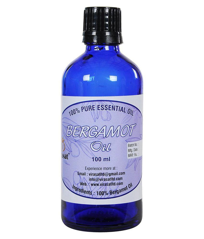 Virasat Bergamot Essential Oil 100 ml