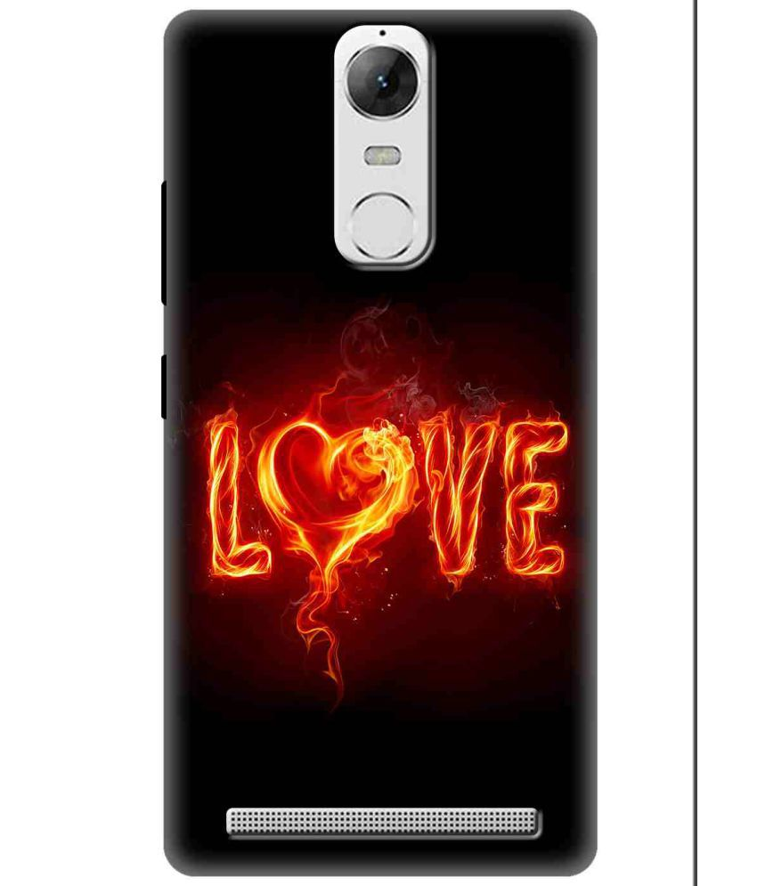 Lenovo K5 Note 3D Back Covers By TrilMil