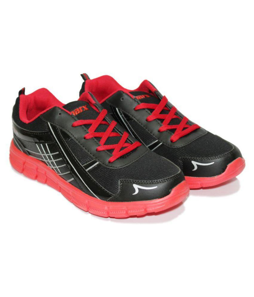 00fd5a686e9 Sparx SM200 Black Running Shoes - Buy Sparx SM200 Black Running Shoes Online  at Best Prices in India on Snapdeal