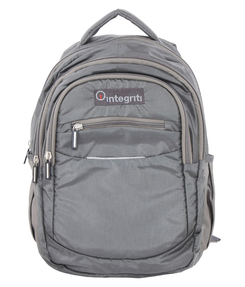 Integriti Grey Backpack