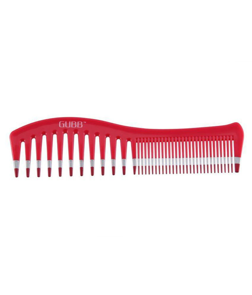 Gubb GUBB USA HAIR COMB (SMALL) Wide tooth Comb