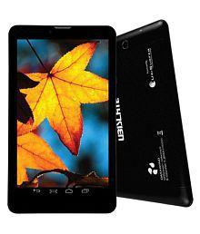 Datawind 3G7+ Black ( 3G + Wifi , Voice calling )