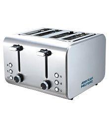 AMERICAN MICRONIC AMI-TSS2-150Dx 1600 Watts Pop Up Toaster