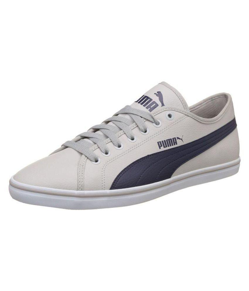 Puma Puma Men s Elsu V2 Sl Dp Sneakers Gray Casual Shoes - Buy Puma Puma  Men s Elsu V2 Sl Dp Sneakers Gray Casual Shoes Online at Best Prices in  India on ... e7432c336