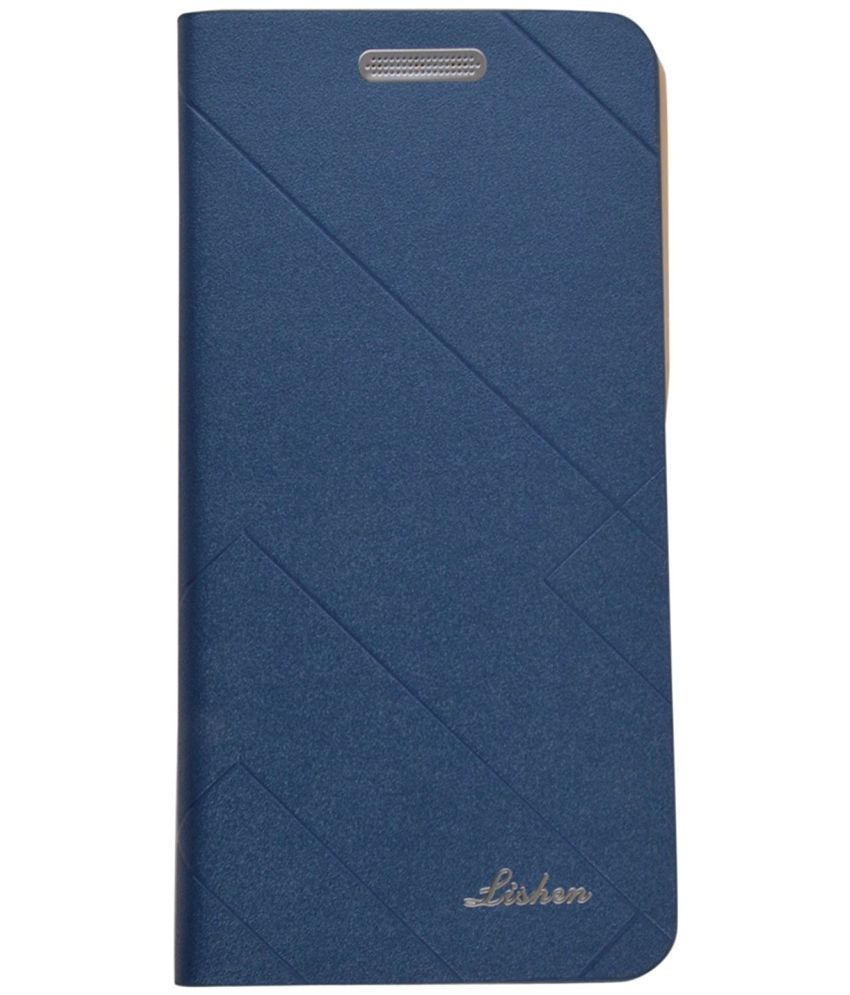 Oppo Neo 7 Flip Cover by Shanice - Blue
