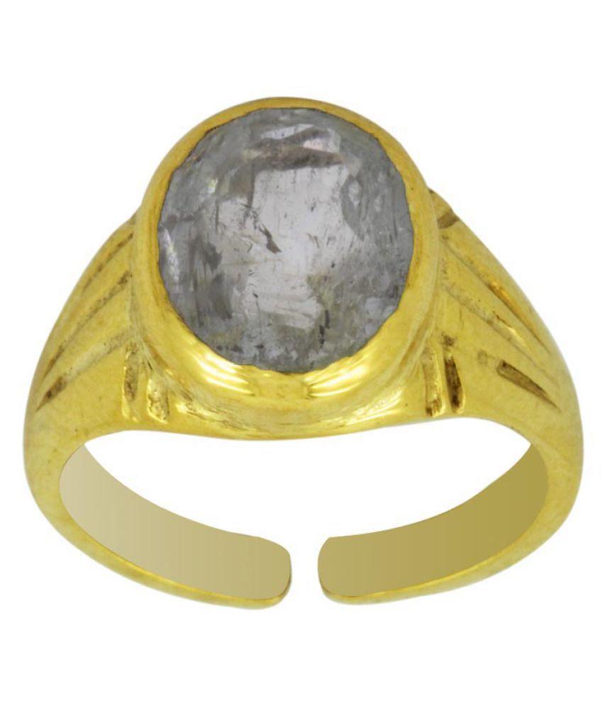 Avaatar Panch Dhatu Panch Dhatu Topaz Ring