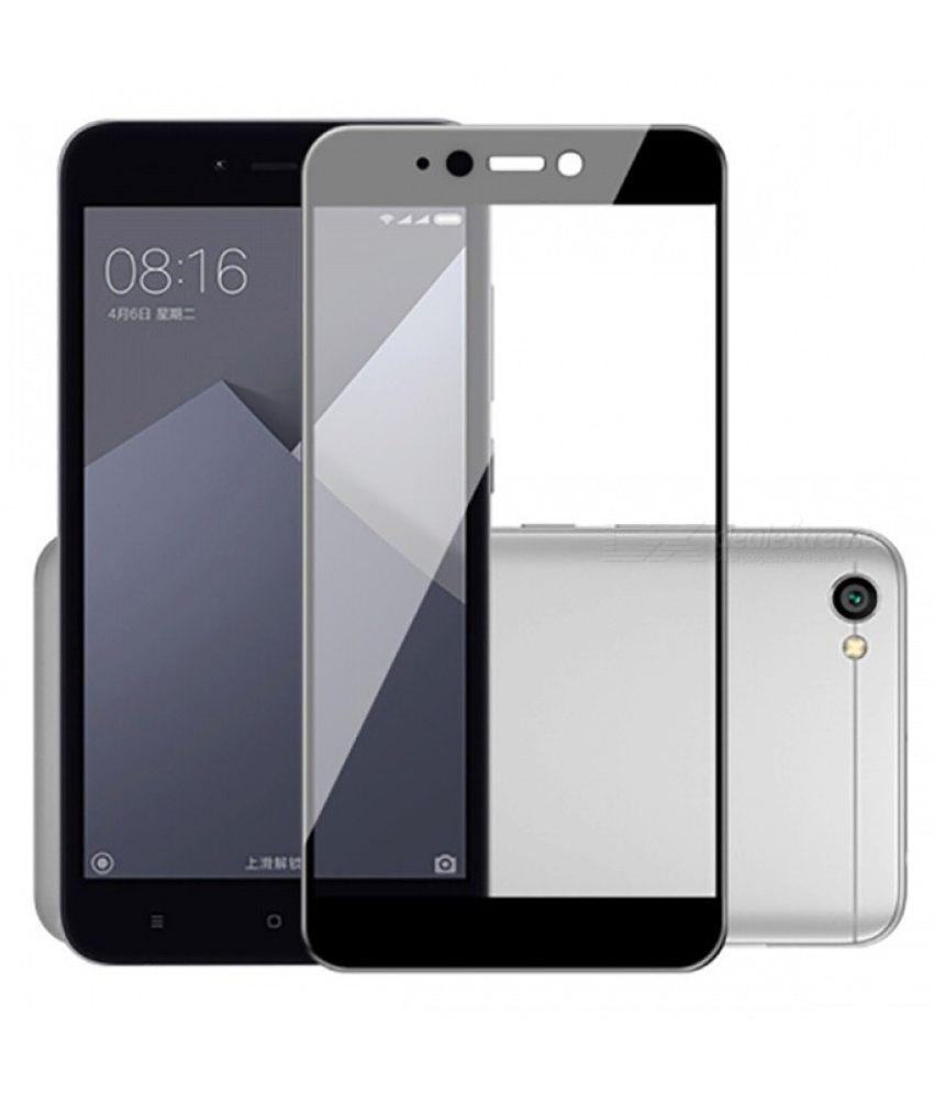 Xiaomi Redmi Y1 Lite Color Glass Screen Guard By ZINGER