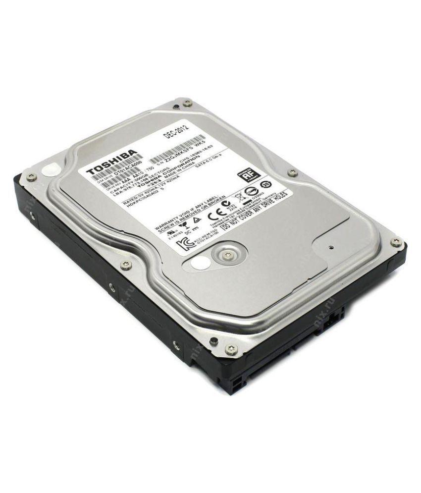 Toshiba MQ01ABF060M 1 TB Internal Hard Drive Internal Hard drive