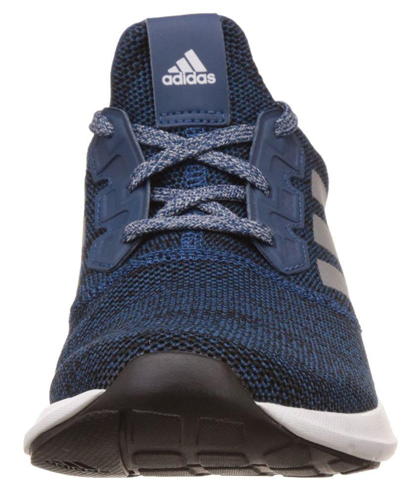 newest d7db3 a3402 ... Adidas ZETA 1.0 M Blue Running Shoes ...
