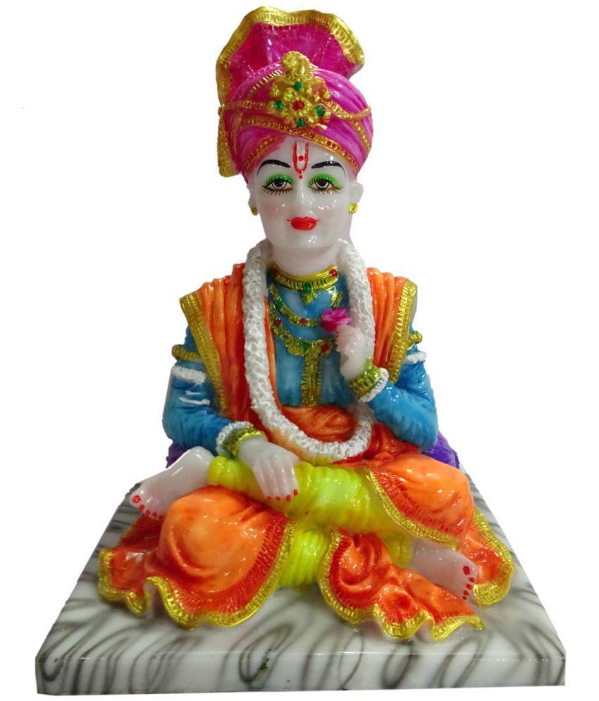 Boon Swaminarayan Polyresin Idol