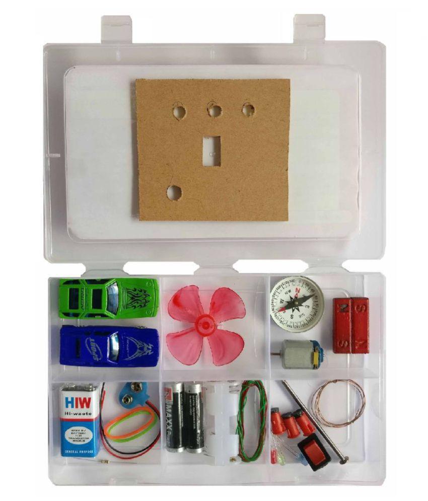 Latestq electromagnetic kit electromagnetic set educational toys latestq electromagnetic kit electromagnetic set educational toys for boys do it yourself solutioingenieria Gallery