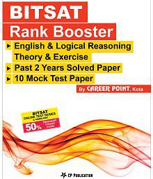 BITSAT Rank Booster + BITSAT Online Test Series - 50% Discount Coupon Scratch Card by Career Point, Kota