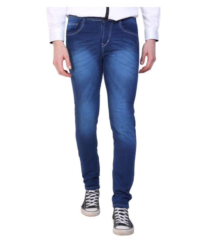 JOLLIY Blue Slim Jeans