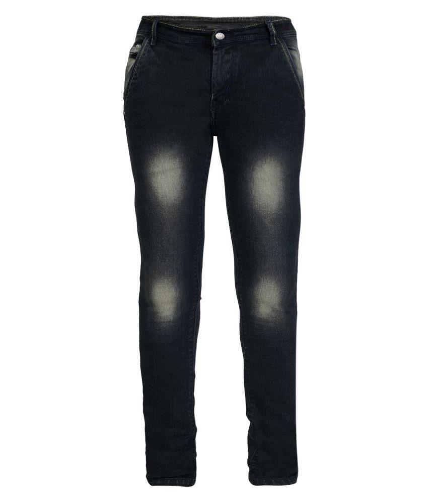 Kacey Black Skinny Jeans