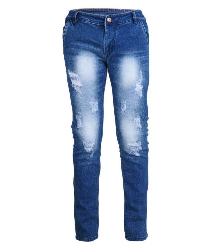 Kacey Blue Skinny Jeans