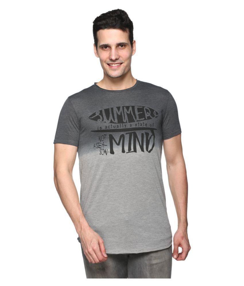 Plush Multi Round T-Shirt