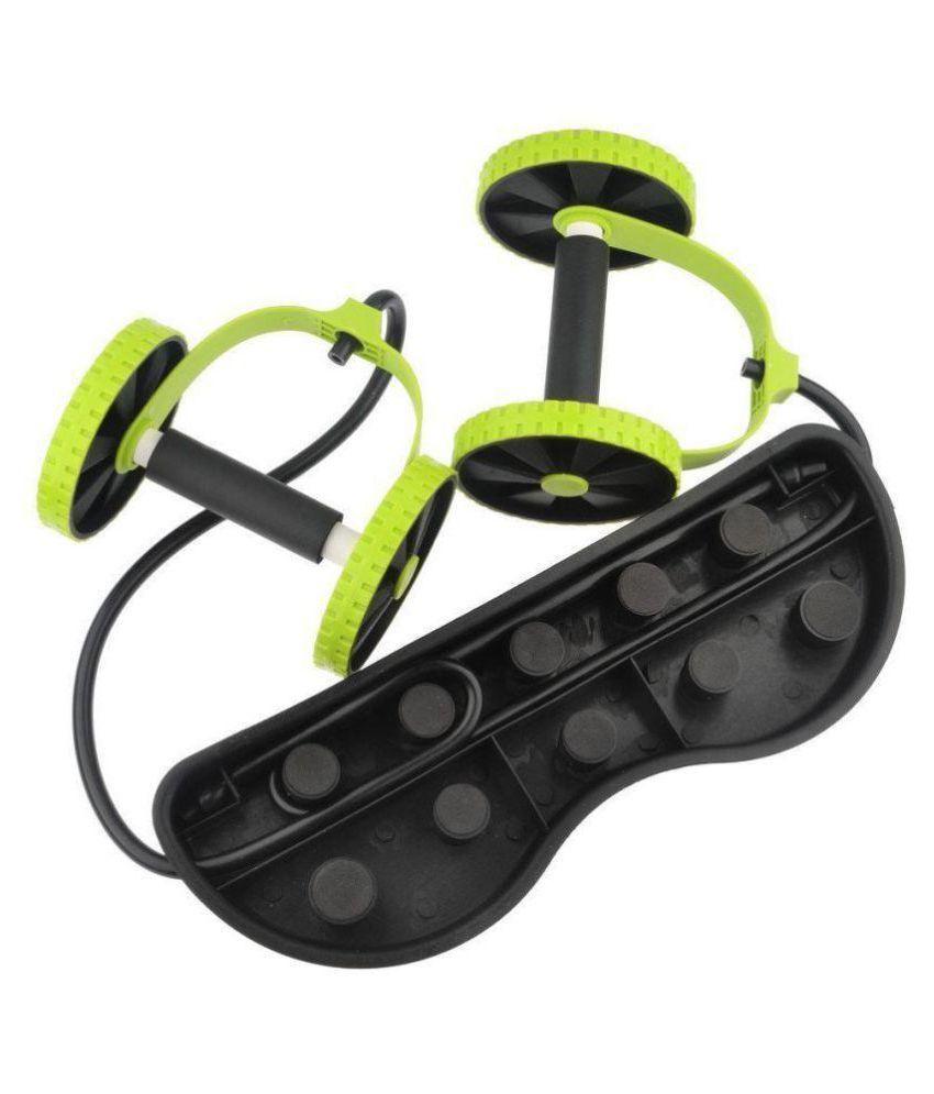 Cubee Revoflex Xtreme Home Gym Exerciser - Green