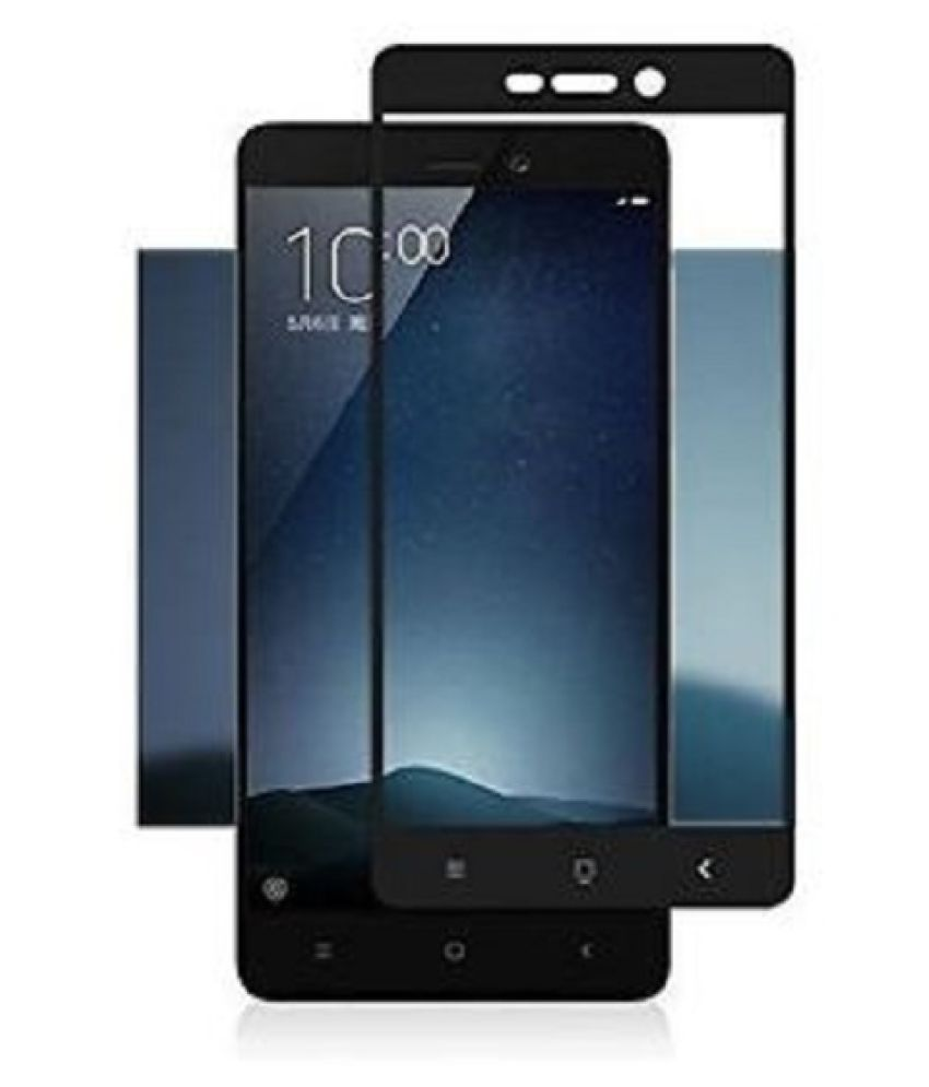 Xiaomi Redmi 3S Tempered Glass Screen Guard By OBSTINATE