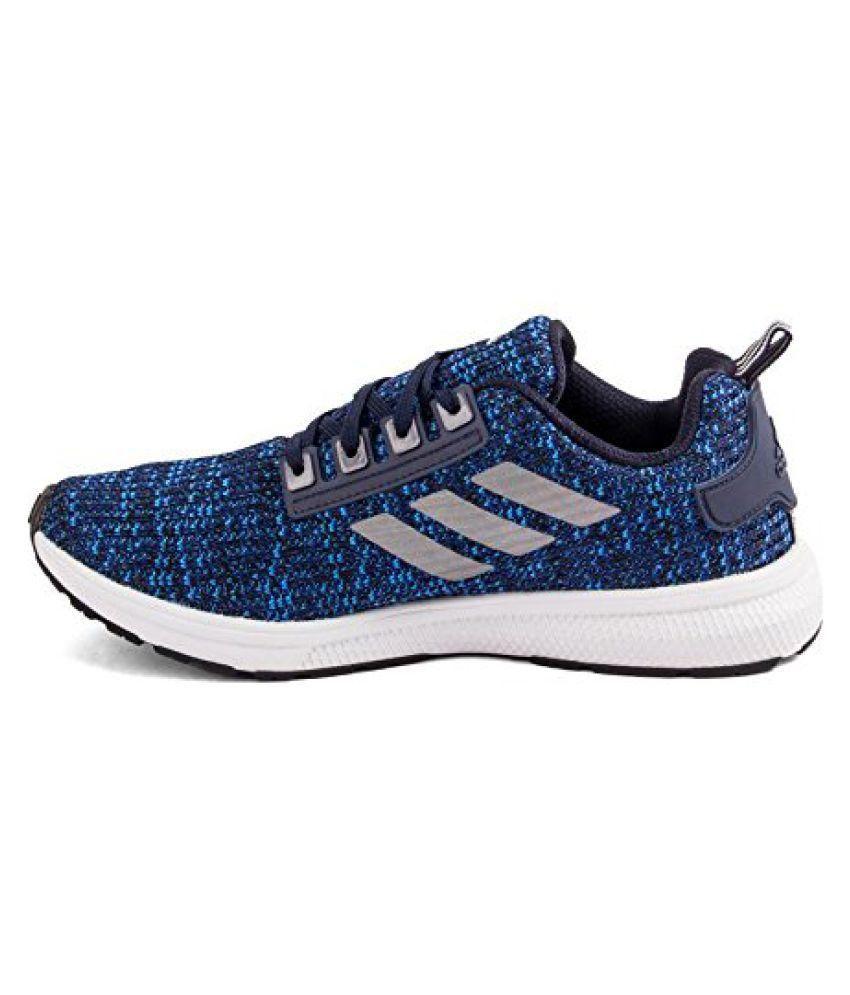 Adidas LEGUS U Blue Running Shoes
