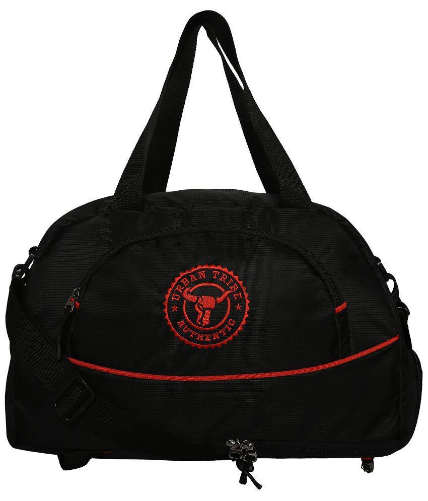 Urban Tribe Medium Polyester Gym Bag