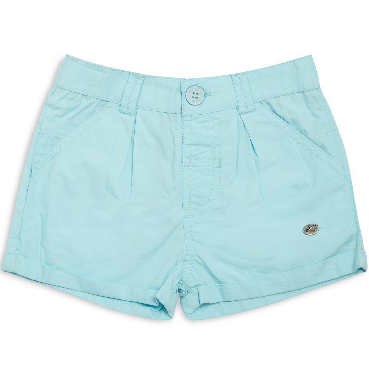 FS MiniKlub  Girls Blue  Short