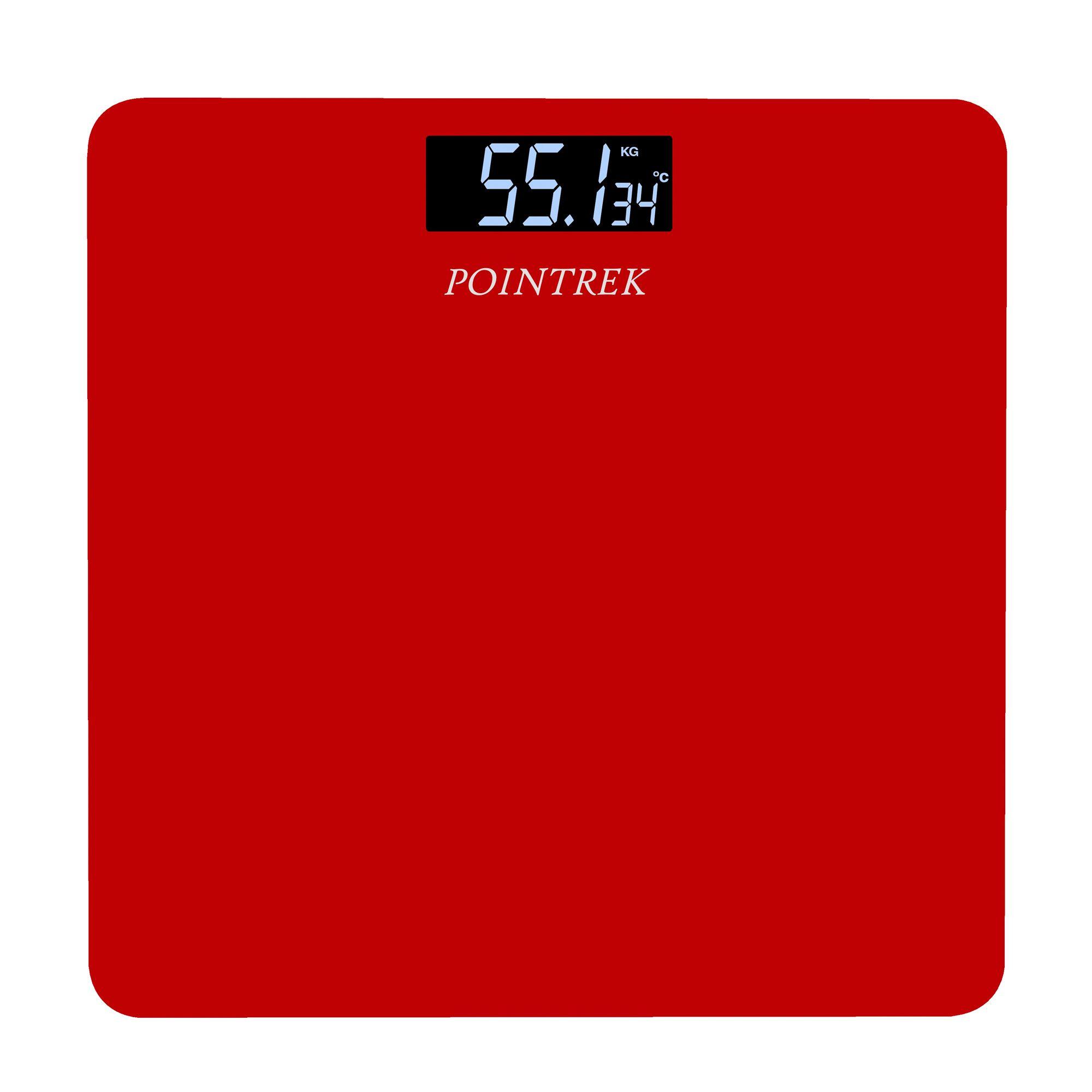 Pointrek Venus PS-101-Red-Digital Electronic Personal Body