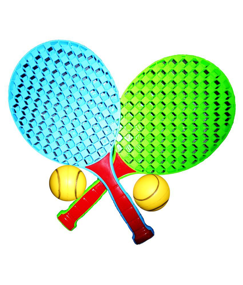 Tennis Championships Outdoor Racket and Balls Sports Toy Tennis Kit - Buy  Tennis Championships Outdoor Racket and Balls Sports Toy Tennis Kit Online  at Low ... d832f5c5f9