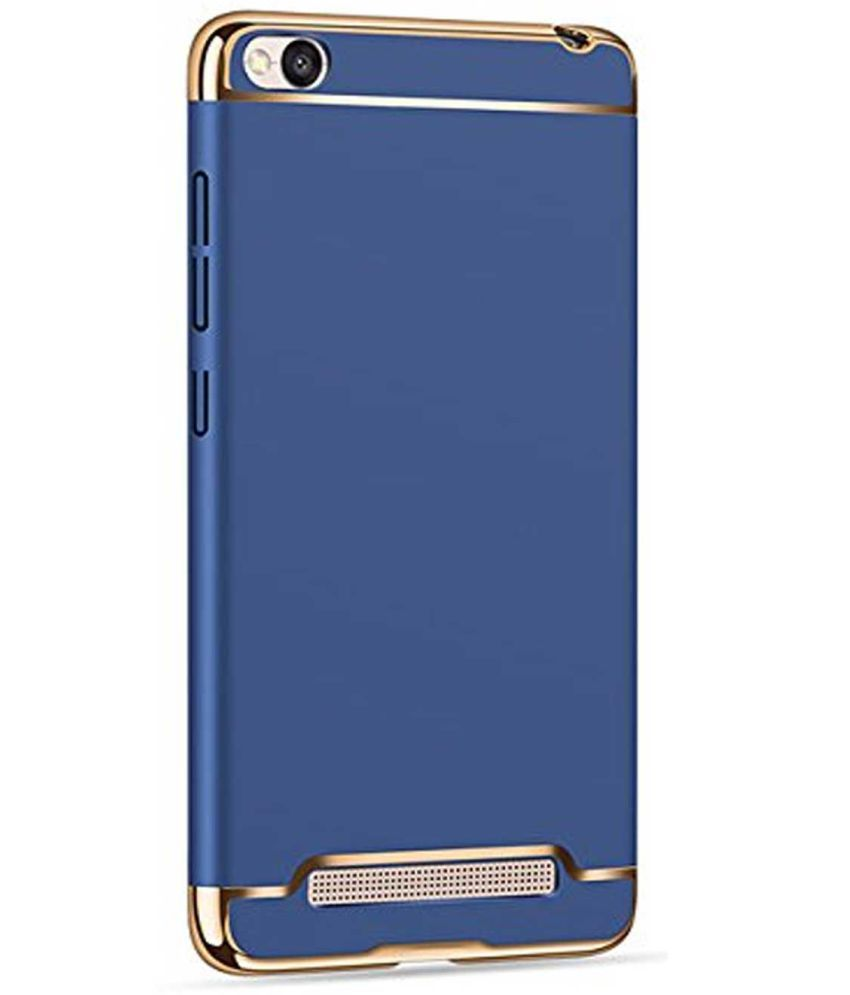 cheap for discount 8366f b64f5 Xiaomi Redmi 5A Plain Cases TBZ - Blue