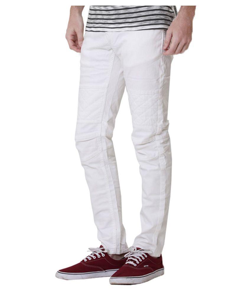 KOZZAK White Slim Jeans