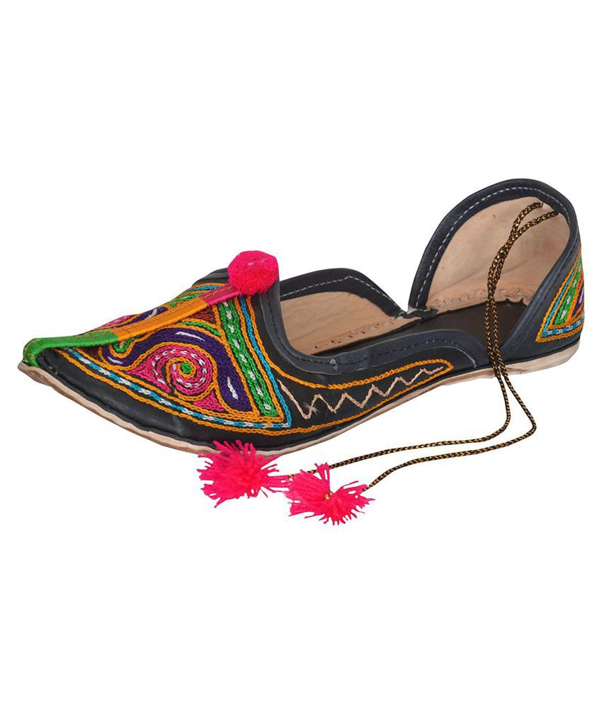 Gofit Multi Color Ethnic Footwear