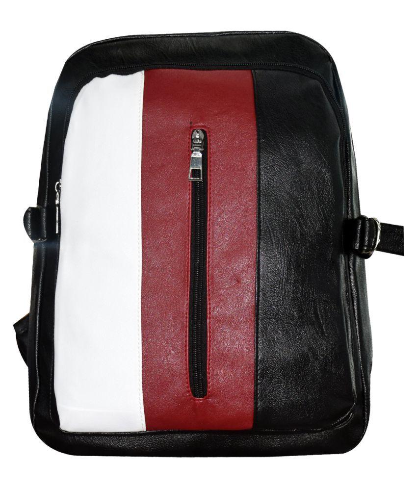 KEKEMI LTB071 16 L Backpack for Girls  Black