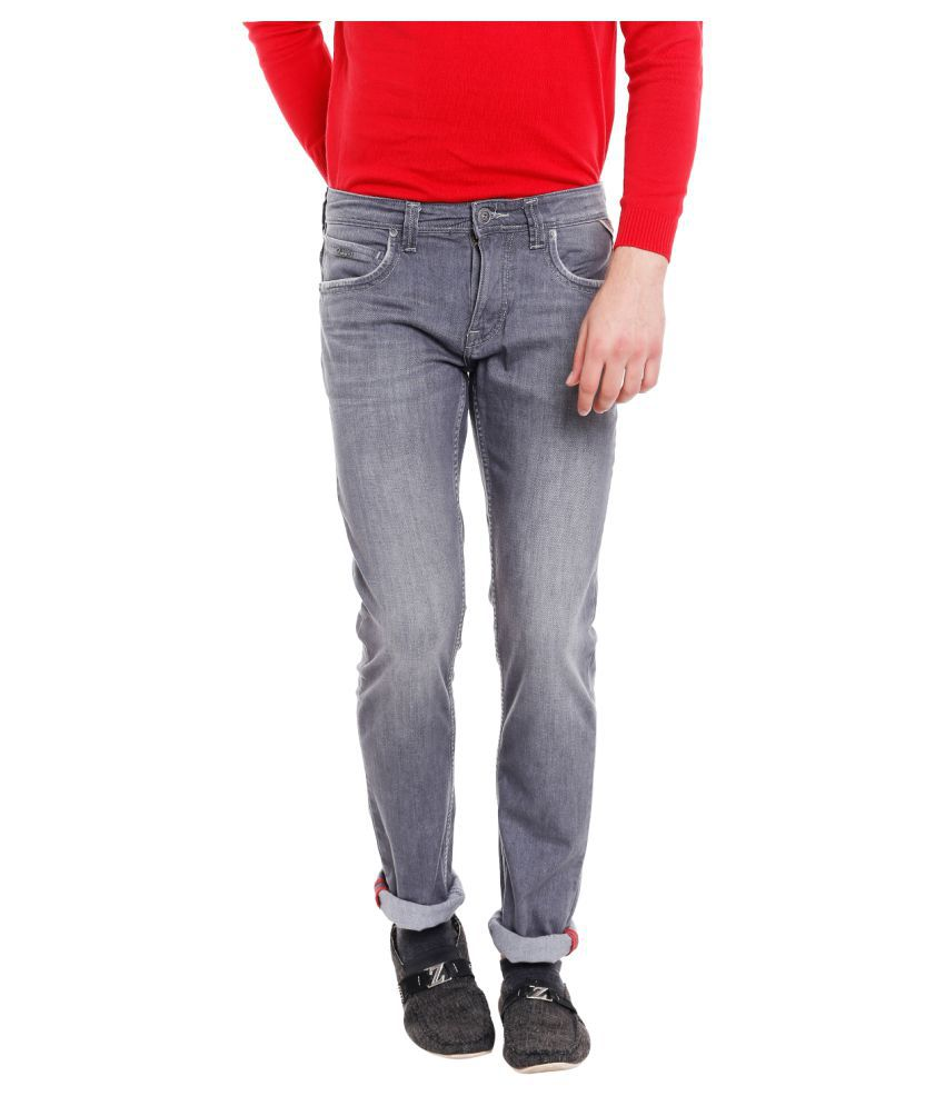 INTEGRITI Grey Slim Jeans
