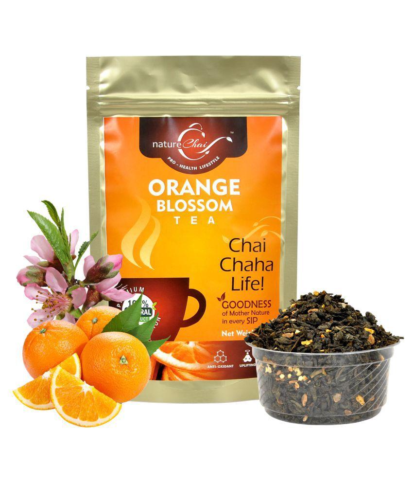 nature Chai Orange Blossom Tea Loose Leaf 100 gm