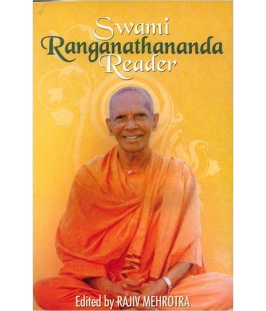Swami Rangana Thananda Reader: 1