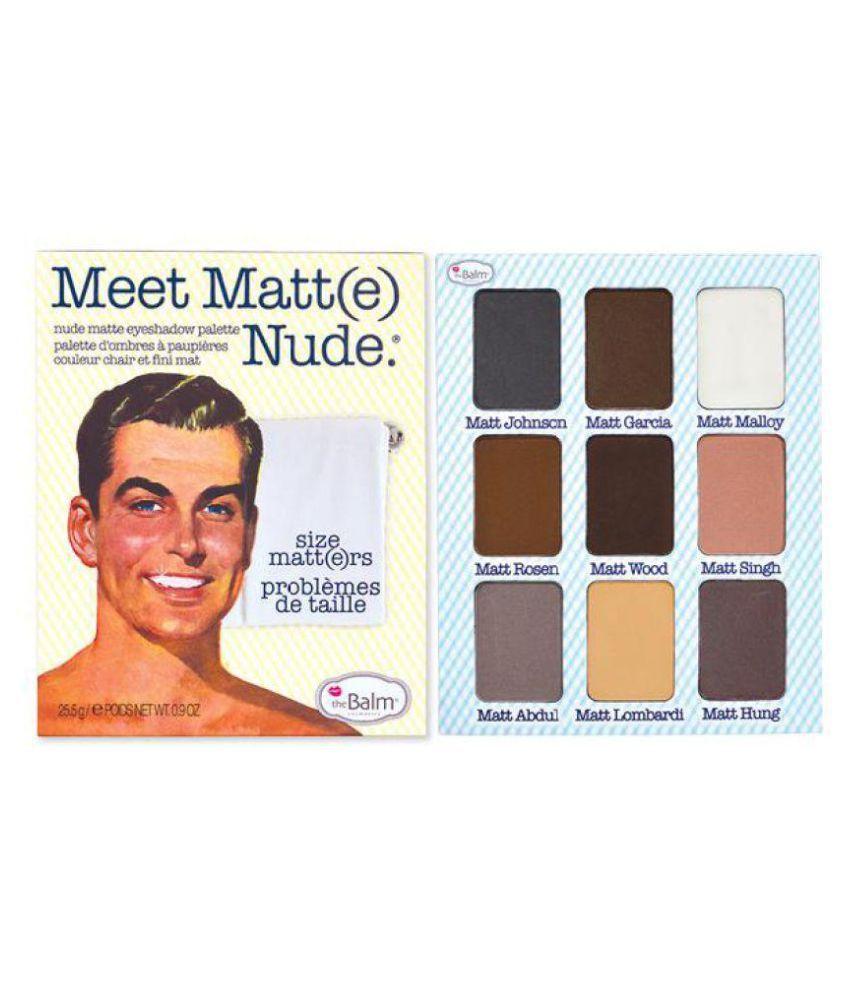 Beauty Creations Barely Nude Eyeshadow Palette - beauty.bambi