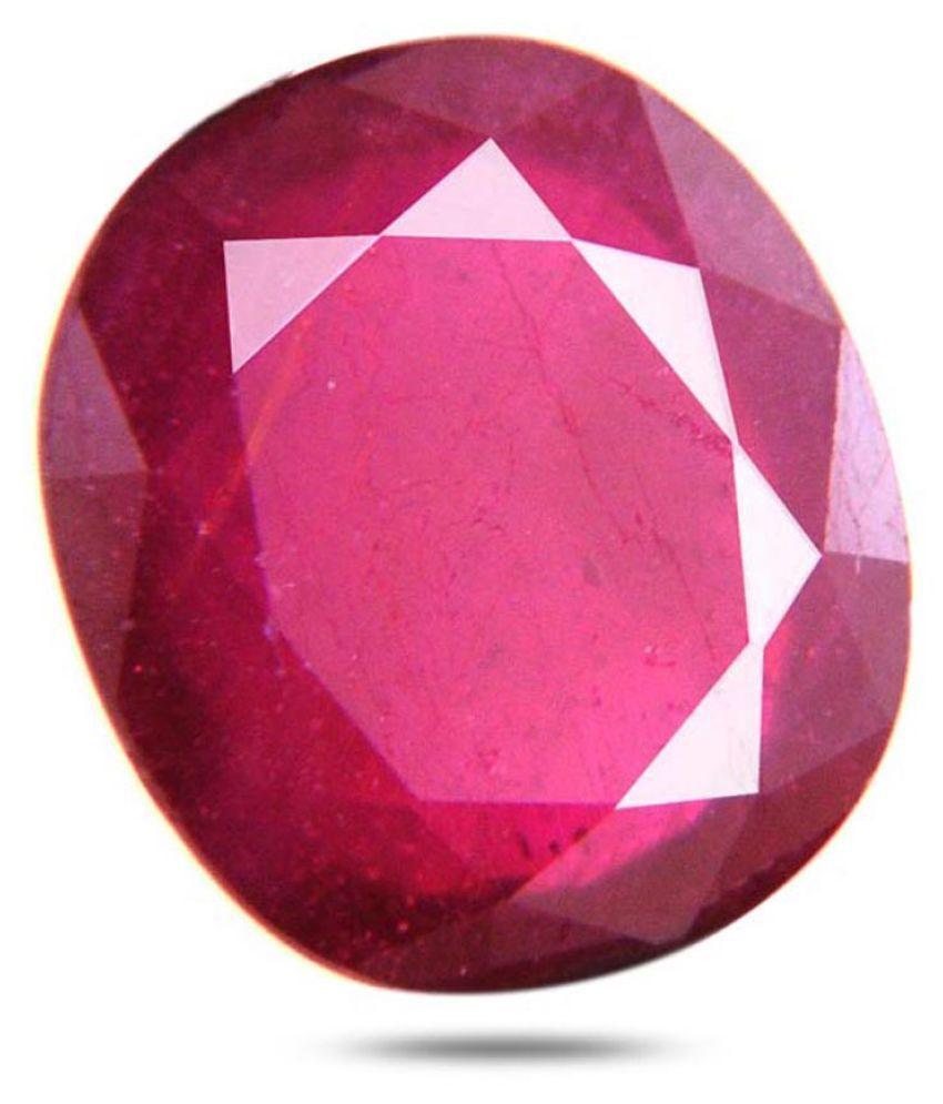 Avaatar 15.25 -Ratti IGL Red Ruby Precious Gemstone