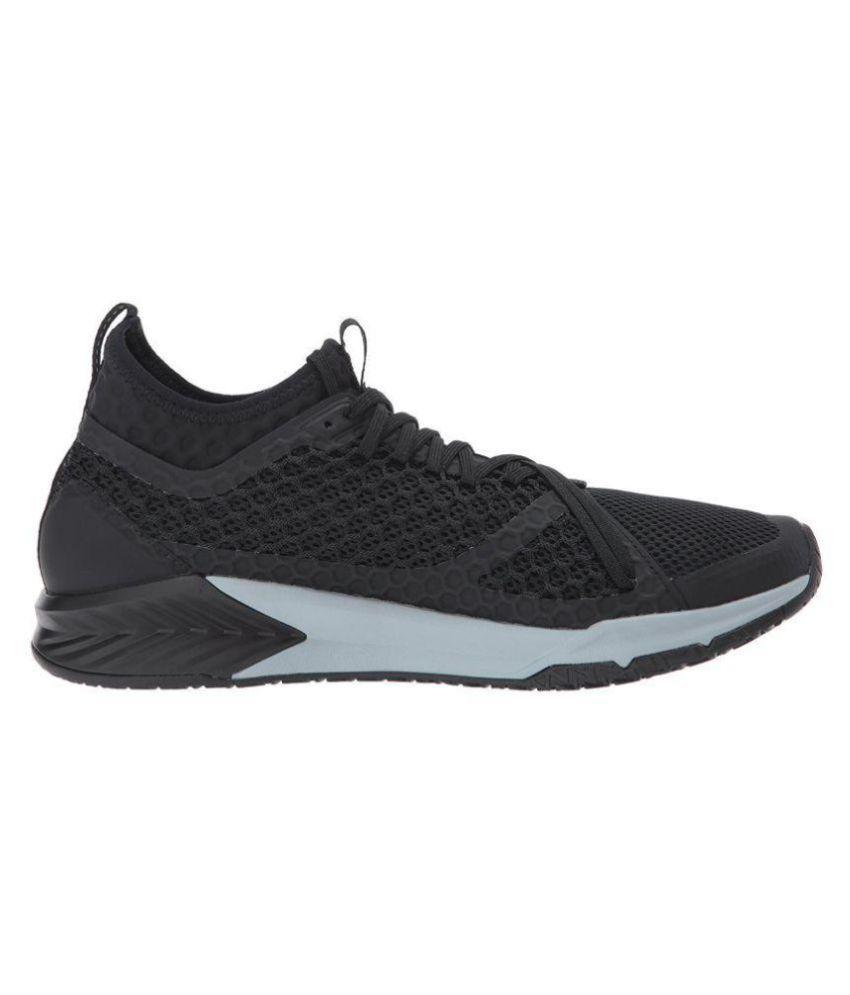 6065e5b1 Puma Men Ignite XT Netfit Cross-Trainer Black Running Shoes - Buy ...