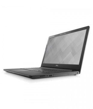 Dell Vostro 15 3568   Pentium Dual Core  6th Gen  /4  GB RAM/ 1 TB HDD / 39.6 cm  15.6  / Linux   Black