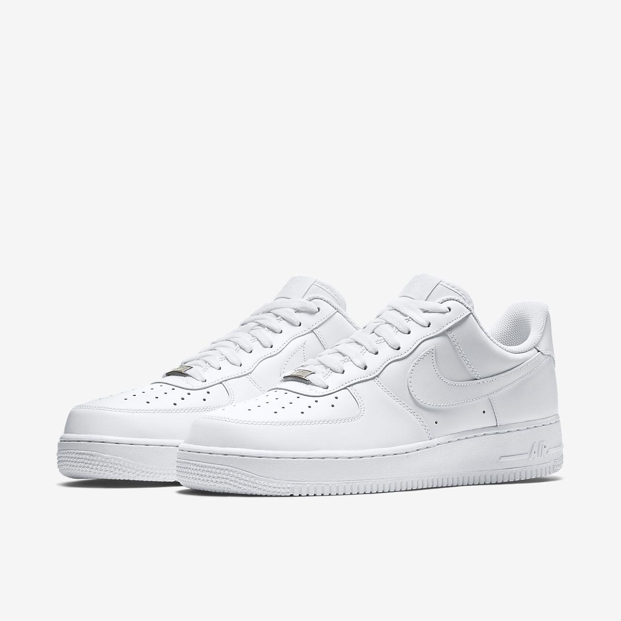 Nike AIR FORCE SHORT WHITE White