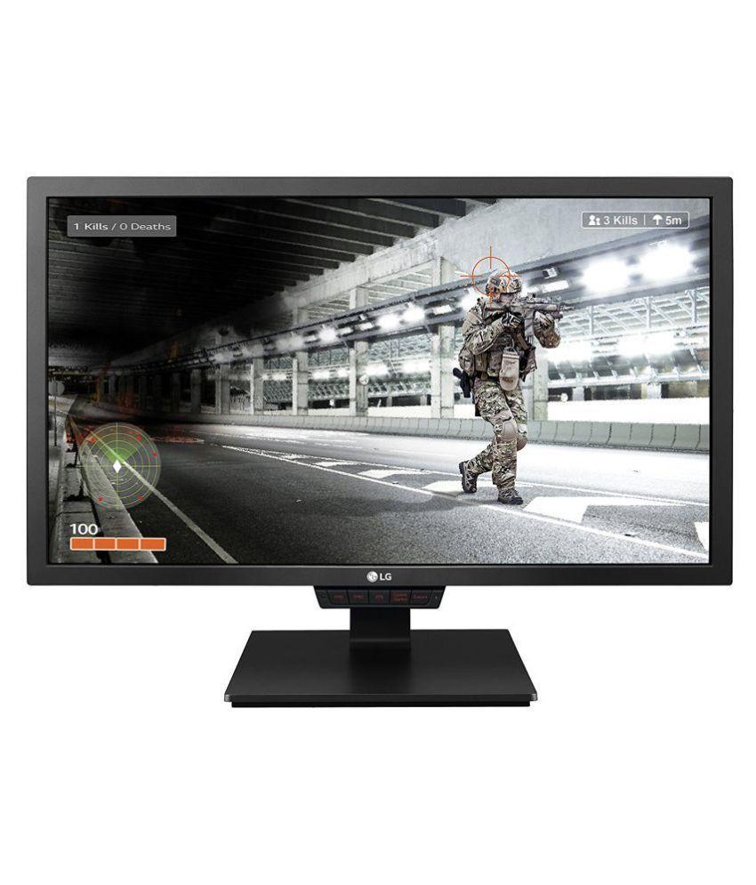 LG LG Gaming Monitor 24GM79G-B 60 cm(24) 1920*1080 Full HD LED Monitor