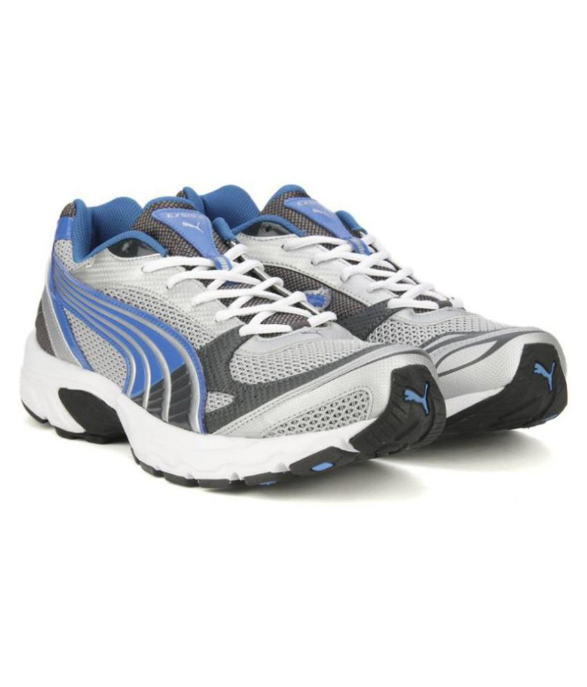 Puma Exsis Idp Running Shoes Grey