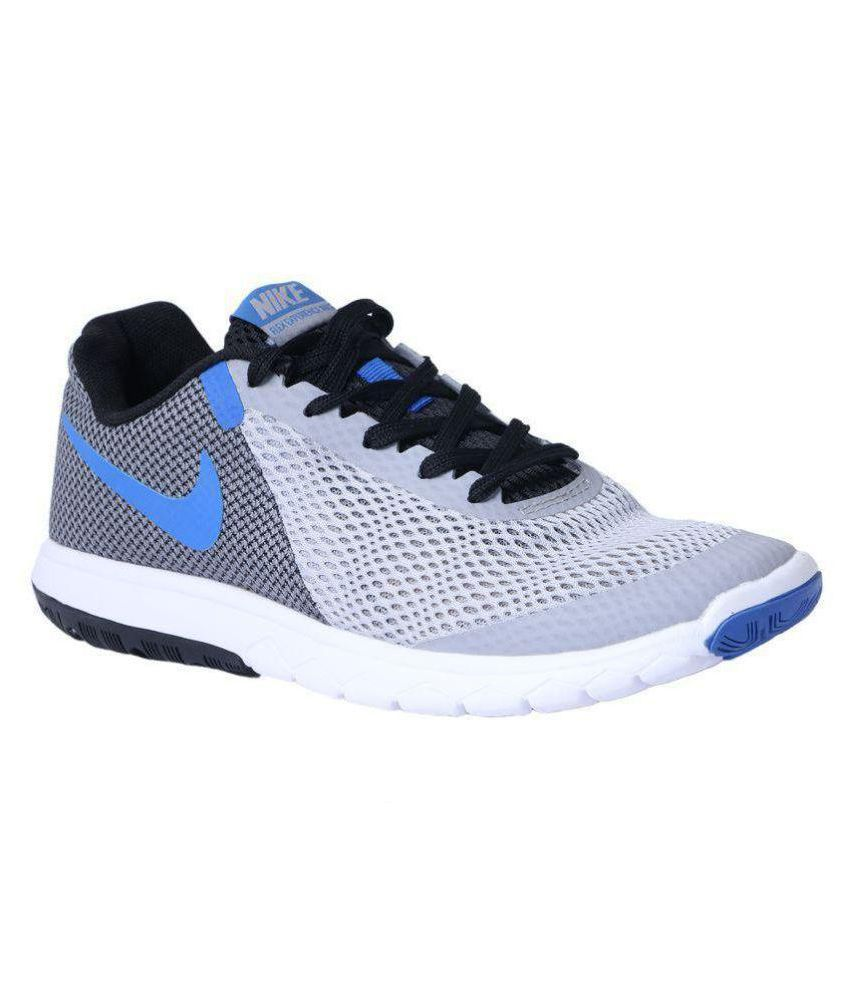 a0de7eb91a0e Nike Flex Experience RN 5 Blue Running Shoes - Buy Nike Flex Experience RN  5 Blue Running Shoes Online at Best Prices in India on Snapdeal