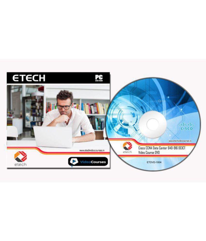 Cisco CCNA Data Center Exam 640-916 DCICT ETech Video