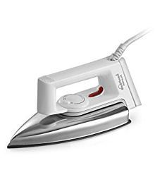 Bajaj NA Dry Iron White