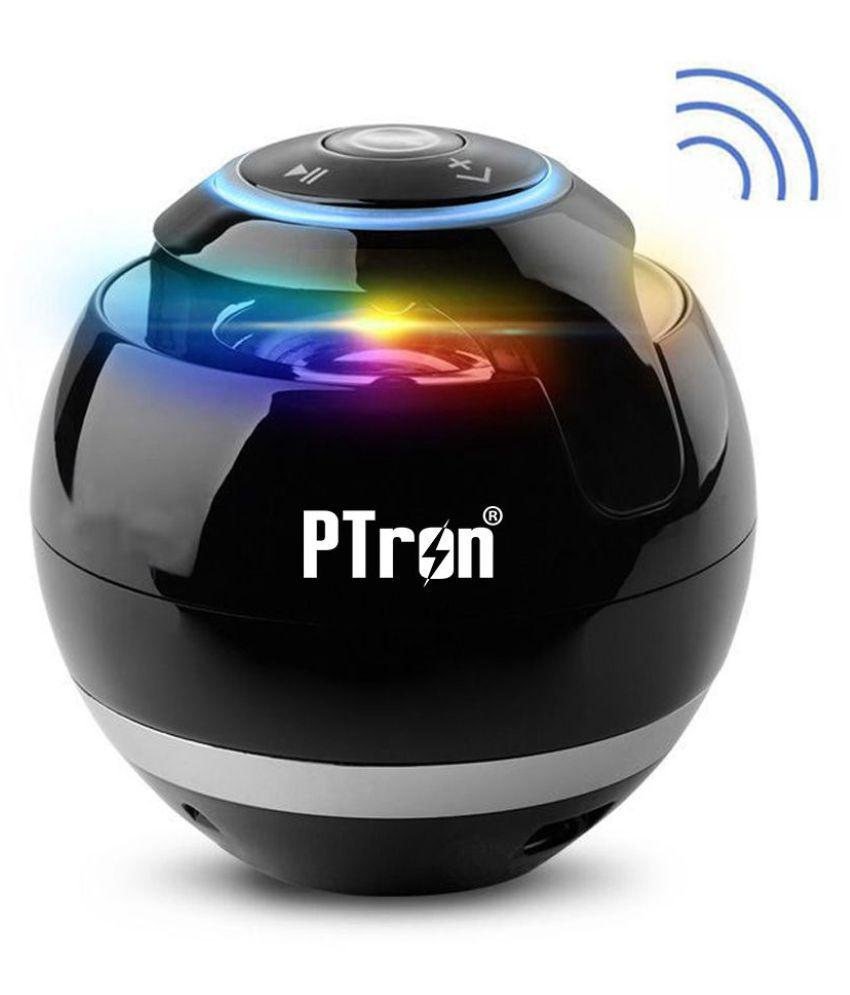PTron Spin Bluetooth Speaker