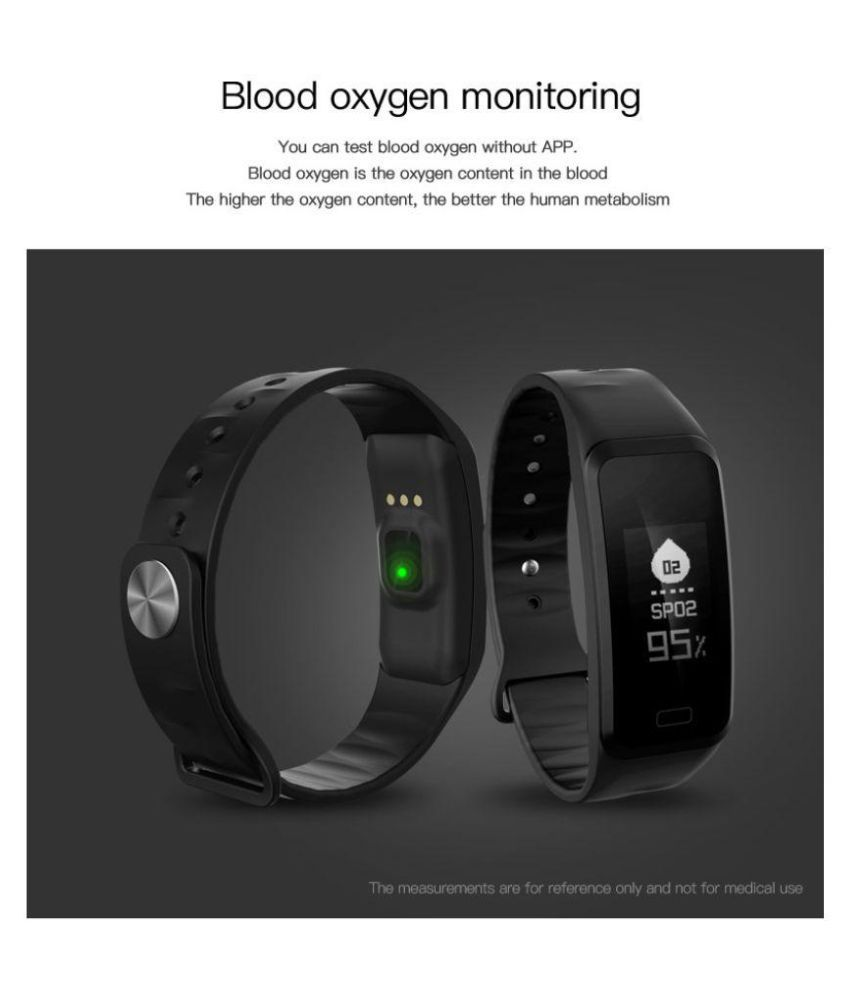 WEARFIT Fitness Tracker WP108 Fitness Band