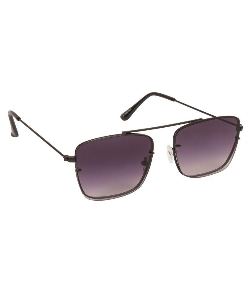 b2134d709ae Arzonai Black Square Sunglasses ( MA-2222-S3 ) - Buy Arzonai Black Square  Sunglasses ( MA-2222-S3 ) Online at Low Price - Snapdeal