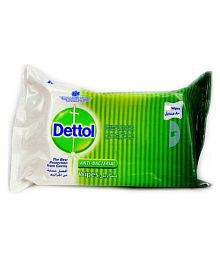 Dettol Antibacterial Wipes - 72Pc